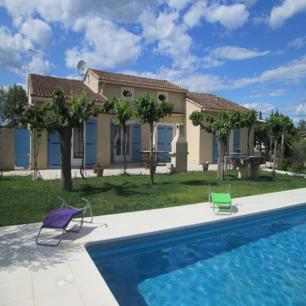 Offres de location Villa Mas-Blanc-des-Alpilles 13103