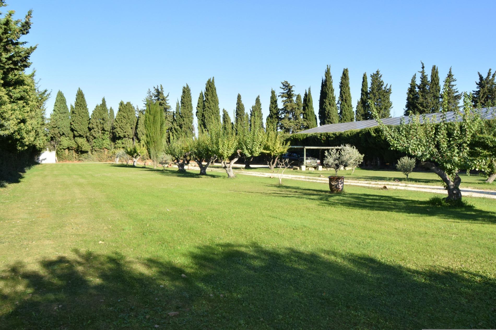 Vente maison de campagne 200 m2 habitable sur 3000 m2 de for 100 m2 de terrain
